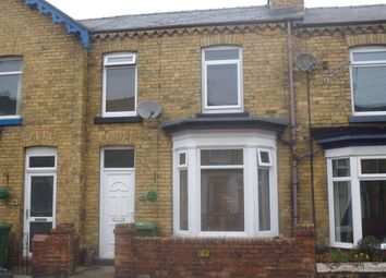 Thumbnail 2 bed terraced house to rent in Wykeham St, Scarborough