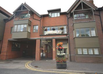 Thumbnail 2 bed flat for sale in Bowling Green Court, 2 Brook Street, Chester