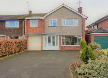 Thumbnail 5 bed detached house for sale in Widecombe Avenue, Stafford