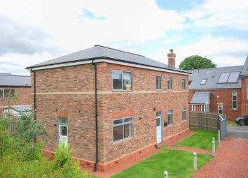 Thumbnail 4 bedroom detached house for sale in Coningsby Gardens, Morpeth