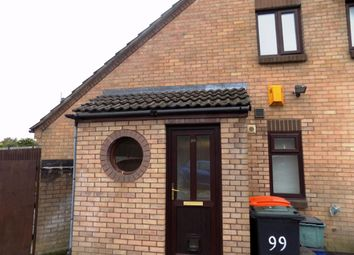 Thumbnail 1 bed property to rent in St. Davids Crescent, Newport