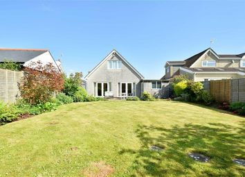 Thumbnail 3 bed detached bungalow for sale in Penywaun, Efail Isaf, Pontypridd