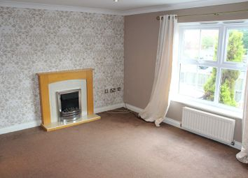 Thumbnail 3 bed town house for sale in Welbeck Crescent, Bamber Bridge, Preston