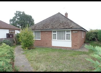 Thumbnail 3 bed detached bungalow for sale in Calmore Road, Totton, Southampton