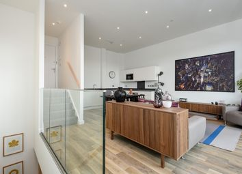 Thumbnail 2 bed duplex to rent in Childers Street, London