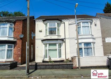 Thumbnail 4 bed semi-detached house for sale in Fawdry Street, Whitmore Reans, Wolverhampton
