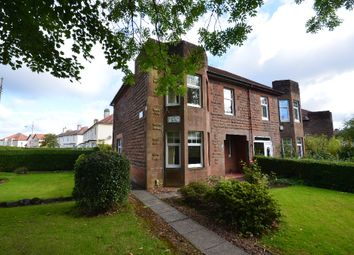 Thumbnail 3 bed semi-detached house for sale in Kintillo Drive, Scotstounhill, Glasgow