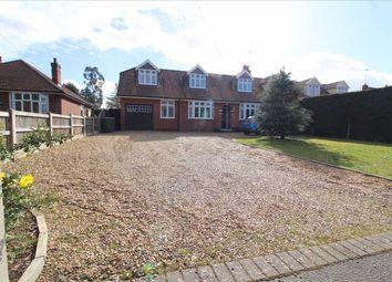 Thumbnail 4 bedroom semi-detached bungalow for sale in Main Road, Kesgrave, Ipswich