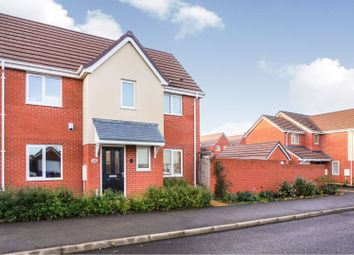 Thumbnail 3 bed detached house for sale in Main Street, Weston Heights, Stoke-On-Trent