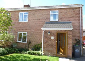 Thumbnail 3 bed semi-detached house to rent in Ashfield Road, Carterton