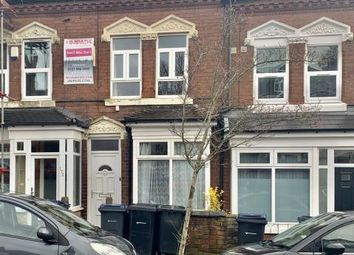4 bed terraced house for sale in Tiverton Road, Birmingham, West Midlands B29