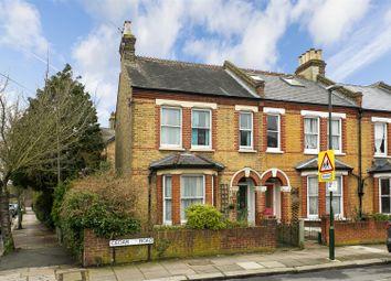 Thumbnail 3 bed end terrace house for sale in Cedar Road, Teddington