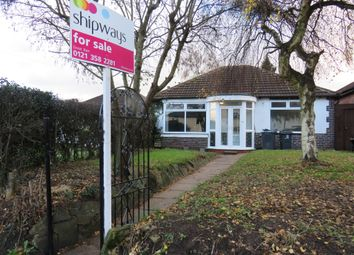 Thumbnail 2 bed detached bungalow for sale in Beeches Road, Great Barr, Birmingham