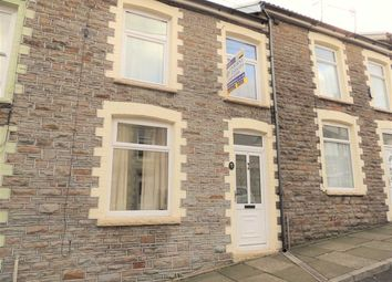 Thumbnail 3 bed terraced house for sale in Greenfield Street, Penygraig, Tonypandy