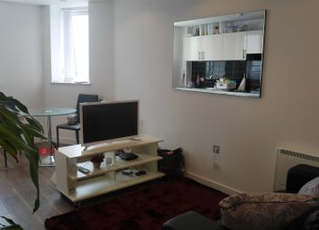 Thumbnail 1 bed flat to rent in The Heart, Media City UK, Salford