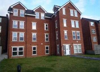 Thumbnail 2 bedroom flat to rent in Wellington Court, Stitch Lane, Heaton Norris, Stockport, Cheshire