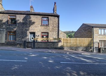 Holmfirth Road, New Mill, Holmfirth, Huddersfield HD9. 2 bed cottage