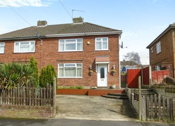 Thumbnail 3 bed semi-detached house for sale in Bailey Brook Drive, Langley Mill, Nottingham