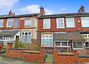 Thumbnail 1 bed terraced house for sale in Louise Street, Burslem, Stoke-On-Trent