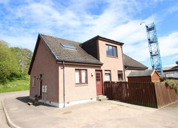 Thumbnail 2 bed flat for sale in 1c, Station Square, Fortrose