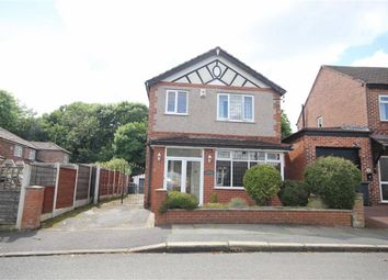 Thumbnail 4 bed detached house for sale in Stott Road, Swinton, Manchester