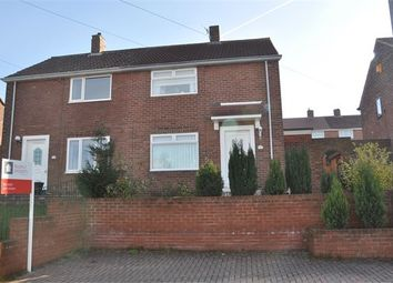 Thumbnail 2 bedroom semi-detached house for sale in Chaucer Road, Whickham, Newcastle Upon Tyne.