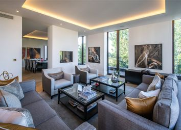 Thumbnail 4 bed flat for sale in St Edmund's Terrace, St John's Wood, London