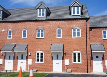 Thumbnail 3 bed town house for sale in Home Farm, Cranfield, Bedford