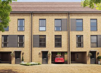 "Thumbnail 3 bedroom terraced house for sale in ""Herringbone II"" at Hackbridge Road, Wallington"