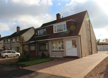 Thumbnail 3 bed semi-detached house for sale in Dalmahoy Crescent, Kirkcaldy, Fife