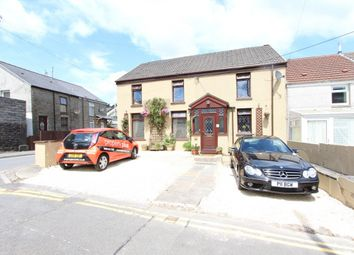 Thumbnail 3 bed terraced house for sale in School Street, Cymmer -, Porth