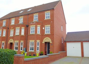 Thumbnail 3 bed end terrace house for sale in Morecroft Drive, Warwick