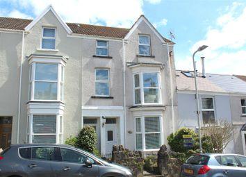 Thumbnail 6 bedroom terraced house for sale in Chapel Street, Mumbles, Swansea