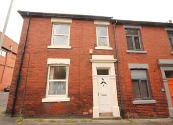 Thumbnail 6 bed terraced house to rent in Shelley Road, Ashton-On-Ribble, Preston