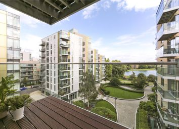 Thumbnail 3 bed flat to rent in Parkway Apartments, Goodchild Road, London
