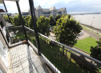 Thumbnail 1 bed flat for sale in The Boulevard, Greenhithe, Kent