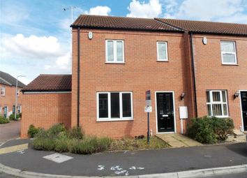 Thumbnail 3 bed end terrace house for sale in Danes Close, Grimsby
