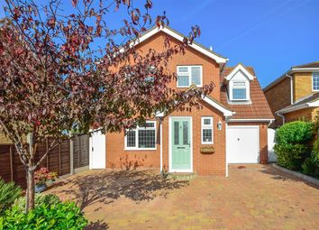 Thumbnail 3 bed detached house for sale in Foxhatch, Wickford, Essex