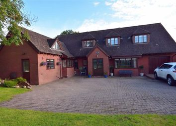 Thumbnail 5 bed detached house for sale in Woodburn Drive, West Cross Swansea, Swansea