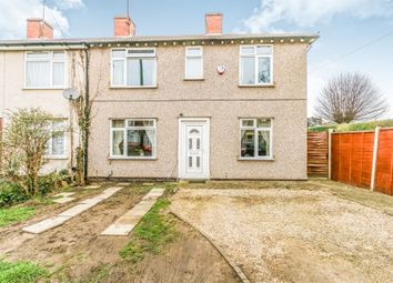 Thumbnail 3 bed end terrace house for sale in Station Road, Burton Latimer, Kettering