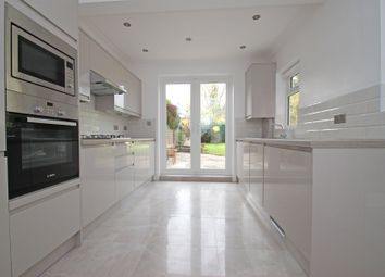 Thumbnail 3 bed terraced house to rent in Bellevue Road, New Southgate, London