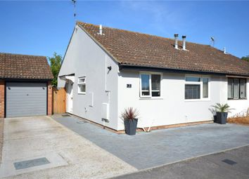 Thumbnail 2 bed bungalow for sale in Ashground Close, Trimley St. Martin, Felixstowe