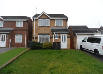 Thumbnail 3 bed detached house for sale in Keston Way, Raunds