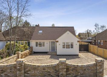 Wentworth Avenue, Ascot SL5. 4 bed semi-detached bungalow for sale