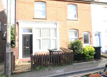 Thumbnail 2 bed semi-detached house to rent in Woodside Road, Tonbridge