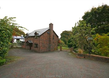 Thumbnail 3 bed detached house to rent in Ffordd Y Pentre, Nercwys, Mold