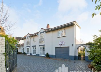Thumbnail 5 Bed Detached House For Sale In Surrenden Crescent Brighton