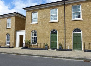 Thumbnail 3 bed semi-detached house for sale in Trematon Street, Dorchester, Dorset