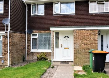 Thumbnail 3 bed terraced house for sale in Salters Way, Dunstable