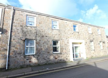 Thumbnail 2 bedroom flat to rent in Wellington Road, Camborne, Cornwall